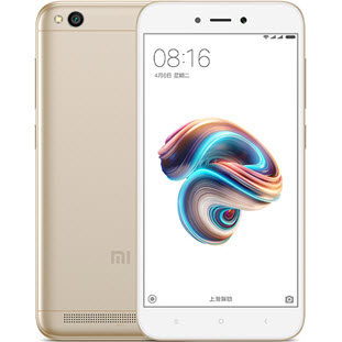 картинка Xiaomi Redmi 5A 16GB Gold от магазина C-mobi