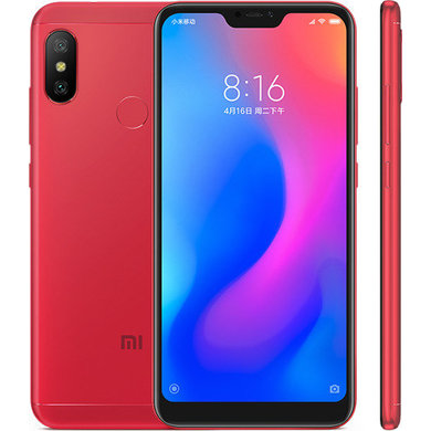 картинка Xiaomi Mi A2 Lite 3/32GB (Global Version) Red от магазина C-mobi