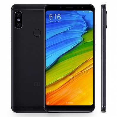 Xiaomi Redmi Note 5 4/64GB Black EU