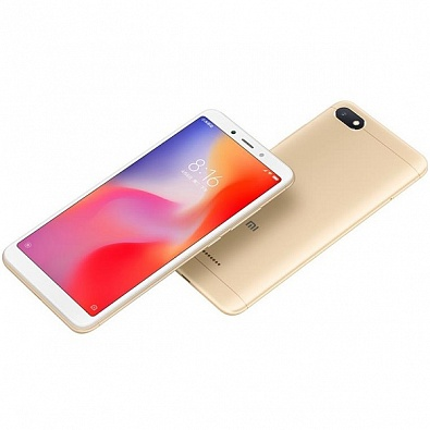 Xiaomi Redmi 6 4/64Gb (Global Version) Gold
