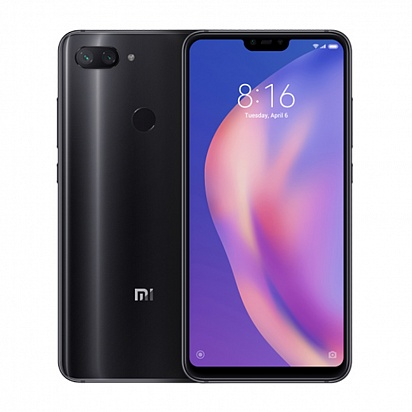 картинка Xiaomi Mi8 Lite 4/64Gb (Global Version) Black от магазина C-mobi