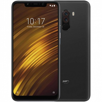 картинка Xiaomi Pocophone F1 6/64Gb (Global Version) Black от магазина C-mobi