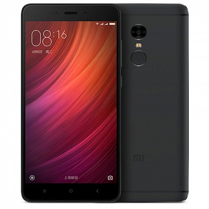 картинка Xiaomi Redmi Note 4X 32Gb Black от магазина C-mobi