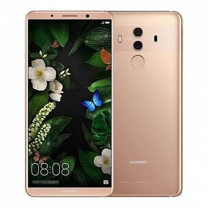 картинка Huawei Mate 10 Pro 6/128Gb Dual Rose Gold от магазина C-mobi