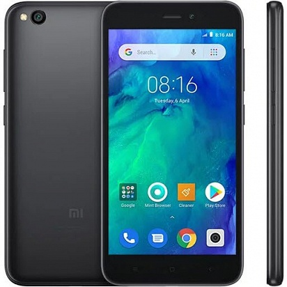 картинка Xiaomi Redmi GO 1/8GB (Global Version) Black от магазина C-mobi