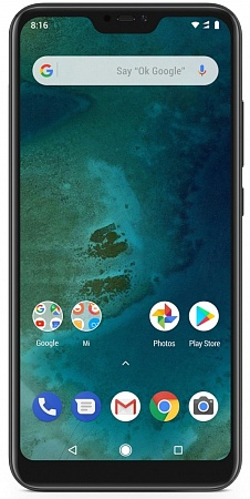 Xiaomi Mi A2 Lite 4/64GB (Global Version) Black