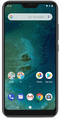 картинка Xiaomi Mi A2 Lite 4/64GB (Global Version) Black от магазина C-mobi