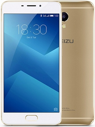 картинка Meizu M5 Note 32Gb Gold от магазина C-mobi