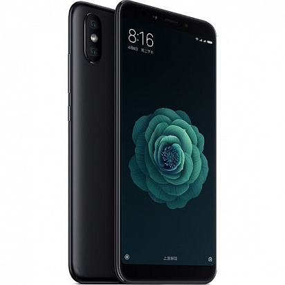 картинка Xiaomi Mi A2 6/128Gb (Global Version) Black от магазина C-mobi