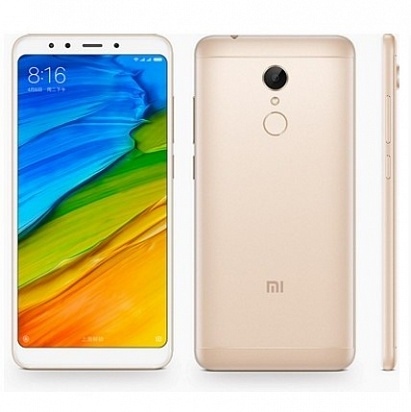 картинка Xiaomi Redmi 5 3/32GB Gold от магазина C-mobi